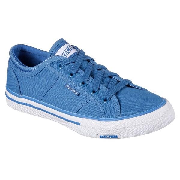 Skechers 775 BLU Women's UTOPIA-GET LOW Sneaker