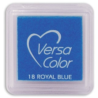 Versacolor Pigment Mini Ink Pad-Royal Blue