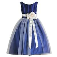 Sweet Kids Baby Girl 12M Royal Blue Tulle Special Occasion Dress