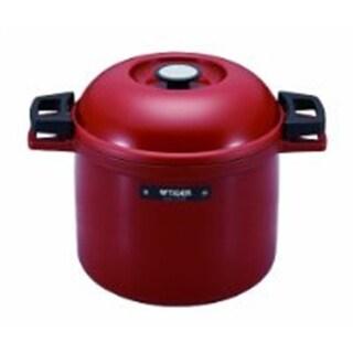 Tiger Nfhg450Rj Red Thermal Magic Cooker 4.5 L Cooks Thorough