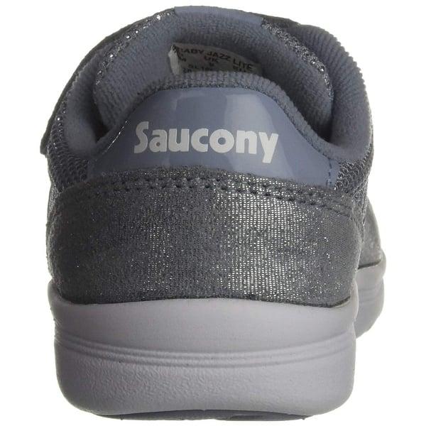 fantastic savings buying now on wholesale Shop Kids Saucony Girls Baby Jazz Lite Low Top Walking Shoes ...