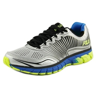 Fila Aspect Energized Round Toe Synthetic Running Shoe