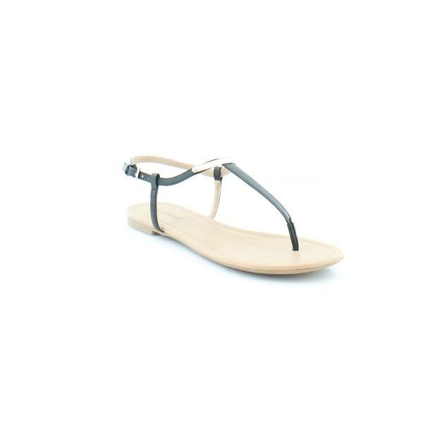 Call It Spring Aareniel Women's Sandals & Flip Flops Black - 5