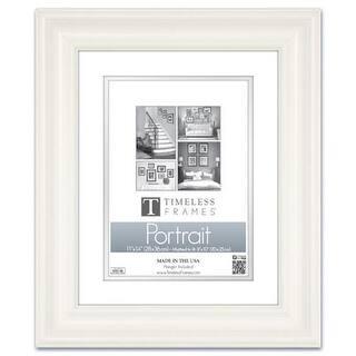 Shop Lauren Portrait Pure White Wall Frame 16 X 20 In Free
