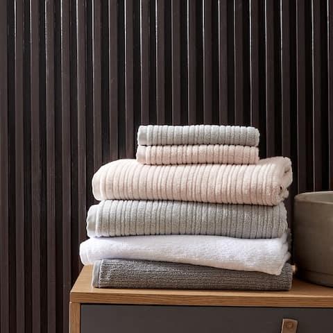 Kenneth Cole Reaction Brooks Quick Dry 3 Piece Towel Set