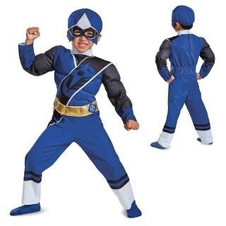 Blue Ranger N Steel Child Costume