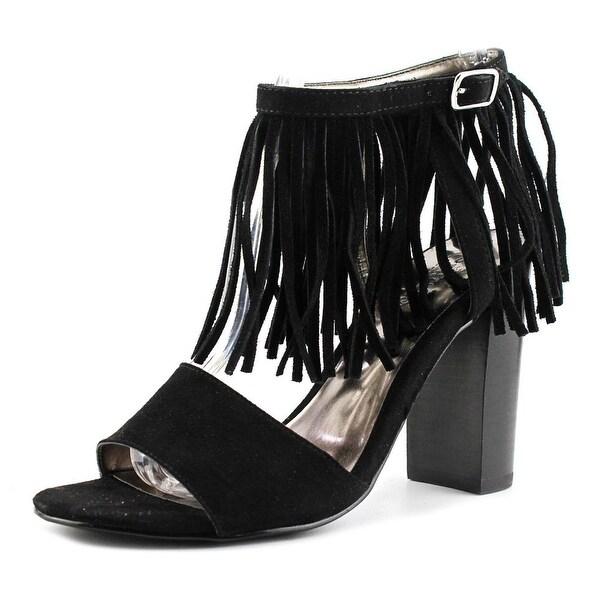 Carlos by Carlos Santana GILDA Women Black Sandals