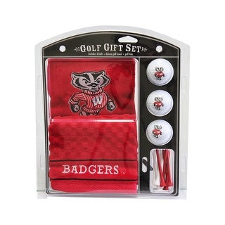 University of Wisconsin Embroidered Towel Gift Set