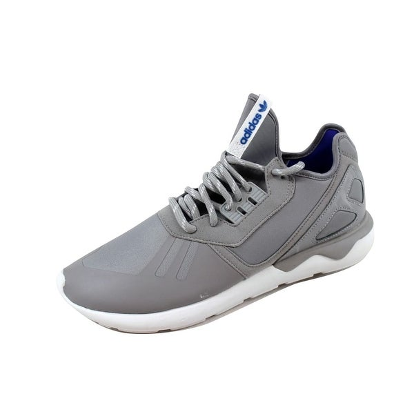 Adidas Men's Tubular Runner Onix/Onix-Night Flash B34312 Size 10.5