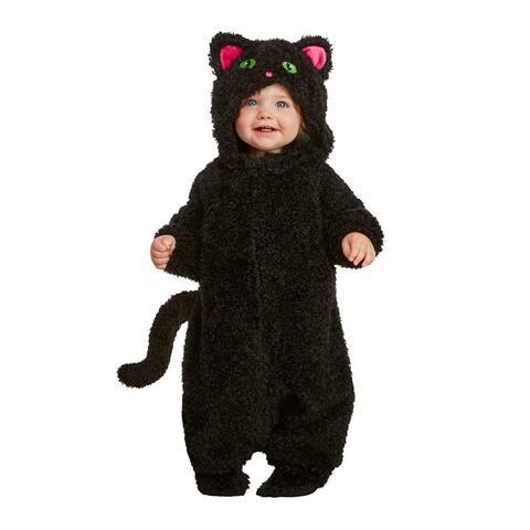 Kitty Kat Toddler Costume - Black