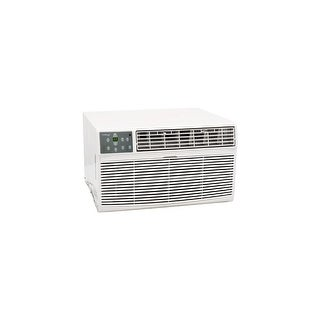 Koldfront WTC12001W 12000 BTU 208/230V Through the Wall Air Conditioner with 10600 BTU Heater with Remote - White - N/A