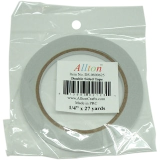 """Double Sided Adhesive Tissue Tape .25""""X27yds-"""