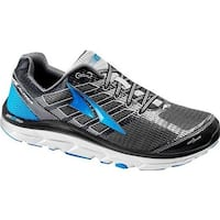 Altra Footwear Men's Provision 3 Running Shoe Charcoal/Blue