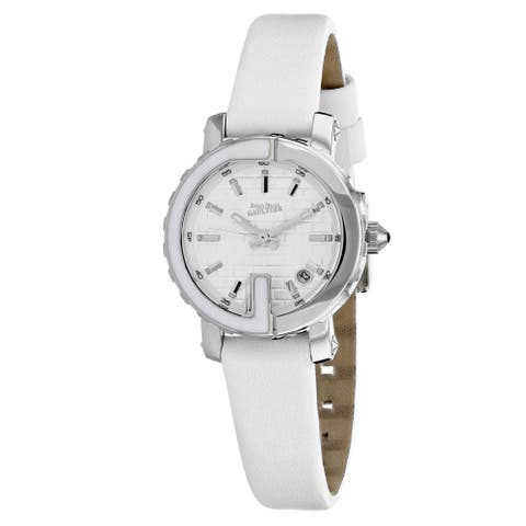 Jean Paul Gaultier Women's Classic White Dial Watch - 8500509 - One Size