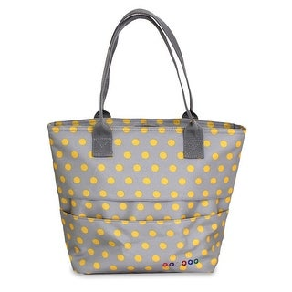 J World New York Candy Buttons Lola Lunch Tote