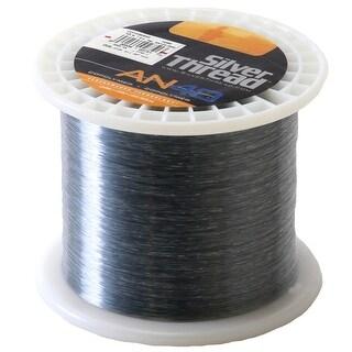 Silver Thread AN40 Silver Fishing Line Bulk Spool (3000 yds) - 12 lb Test