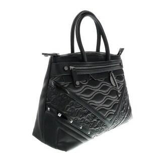 Versace EE1VOBBK6 E899 Black  Satchel - 16-13-6