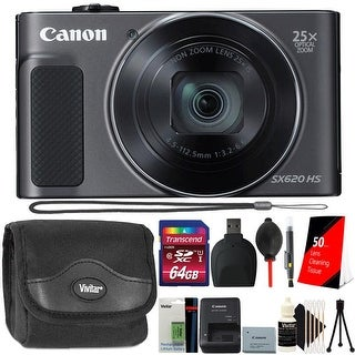 Link to Canon PowerShot SX620 HS Digital Camera Bundle with Extra Battery Similar Items in Digital Cameras