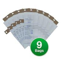 Replacement Vacuum Bag for Eureka 61515B Vacuum Bag (3-Pack)