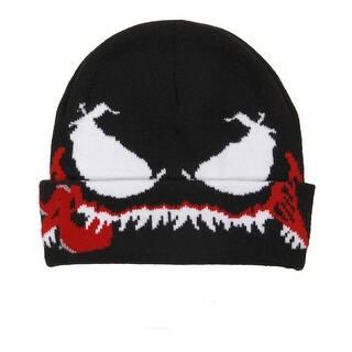 Marvel Venom Costume Beanie Hat|https://ak1.ostkcdn.com/images/products/is/images/direct/02e27a3e8354d769a87887853b314e2b2ee26714/Marvel-Venom-Costume-Beanie-Hat.jpg?impolicy=medium
