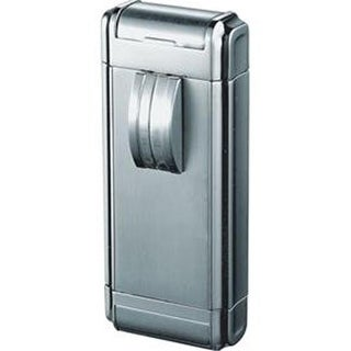 Perseus Polished Chrome Torch Flame Lighter
