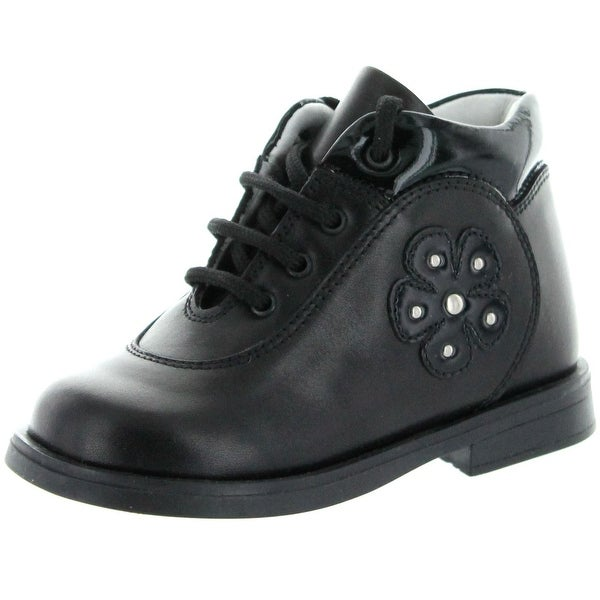 Oxford Baby Girls 2291 Little Walker Booties - Black