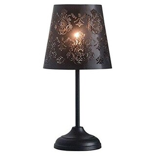 "KANSTAR 15"" Ornate Table Lamp"