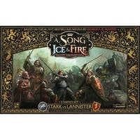 A Song of Ice & Fire Tabletop Miniatures Game - Starter Set Stark