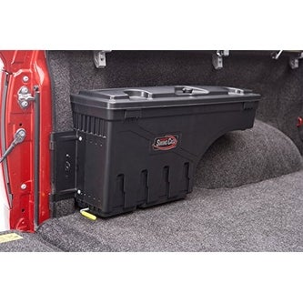Undercover SC100D Black Swing Case Storage Box