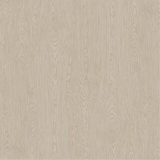 "American Crafts Textured Cardstock 12""X12""-Nickel Woodgrain"