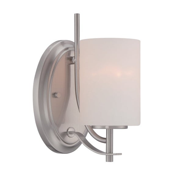 Shop designers fountain 86901 cassina 1 light bathroom for Cassina lighting