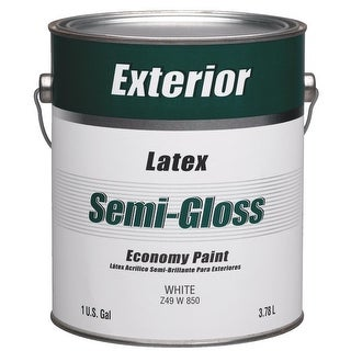 Sherwin Williams Ext S/G White Paint