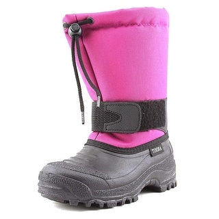 Tundra Montana Round Toe Synthetic Snow Boot