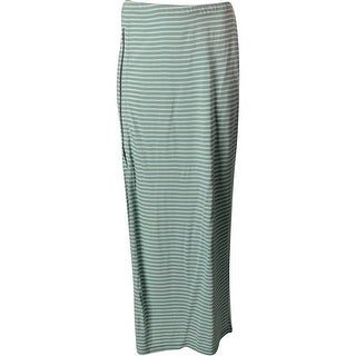 Jessica Simpson Womens Juniors Juliana Maxi Skirt Jersey