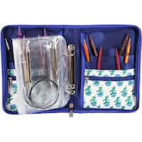 Glory Fixed Circular Needle Case-