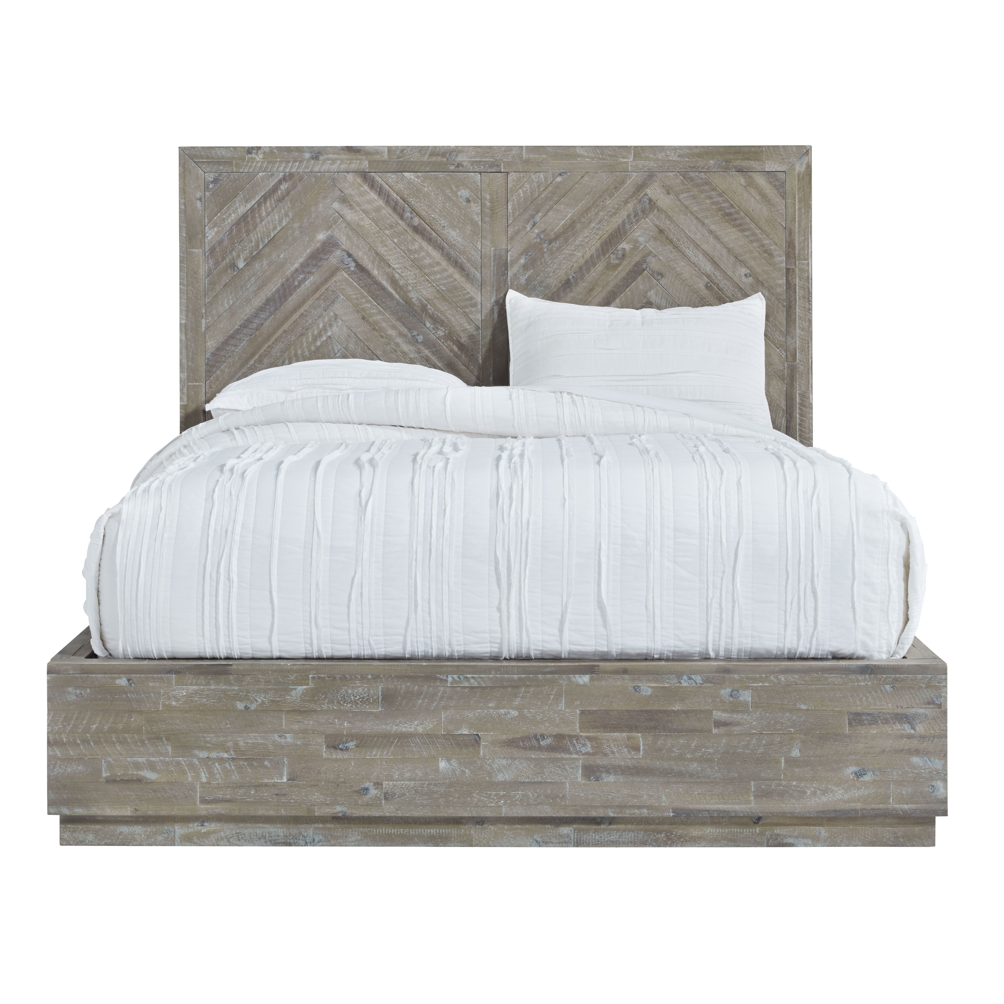 Picture of: The Gray Barn Morning Star California King Size Solid Wood Storage Bed In Rustic Latte Overstock 29345087