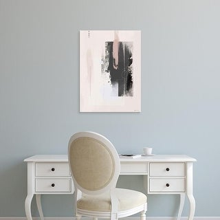 Easy Art Prints Green Lili's 'Free Spirit' Premium Canvas Art