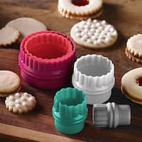 Cookie Cutter Set 5/Pkg-Circle