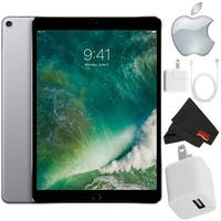 "Apple 10.5"" iPad Pro (512GB, Wi-Fi Only , Space Gray) Mid 2017 Version - Starter Bundle"