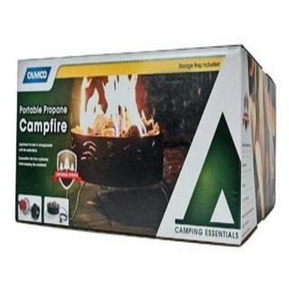 Camco 58041 Portable Propane Campfire, 8' Hose
