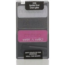 Wet n Wild Color Icon Collection Eyeshadow Trio, Spoiled Brat [336], 1 ea