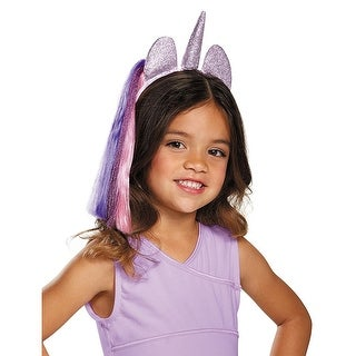 Twilight Sparkle Ears Child Costume Accessory - Purple