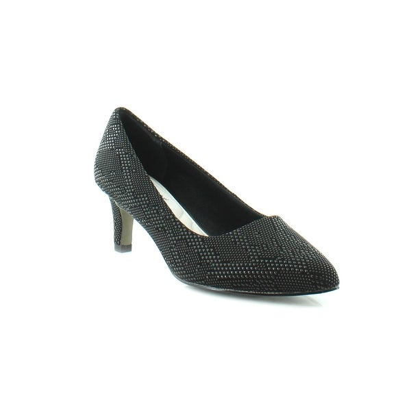 Easy Spirit Pointe Women's Heels Black - 6