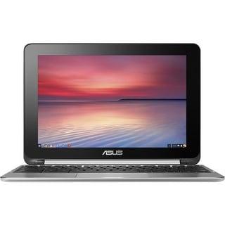 "Asus 10.1"" Rockchip RK3288 Notebook C100PA-DS03 Chromebook Flip"