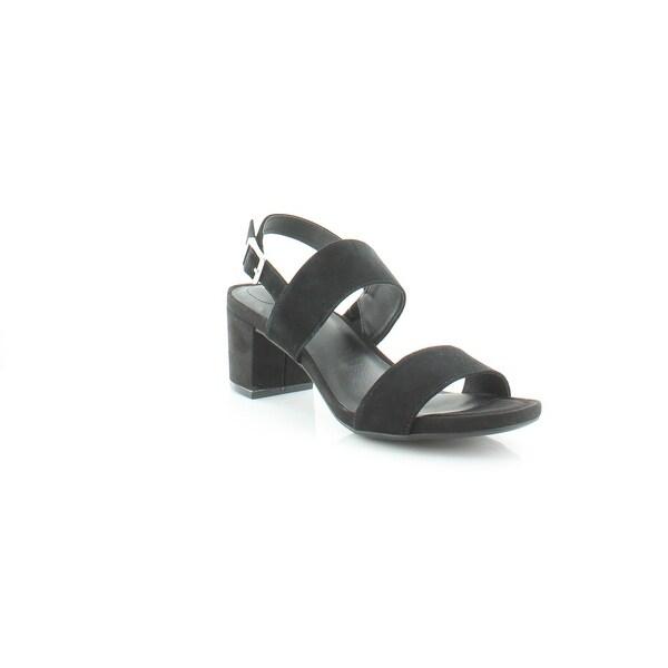 Giani Bernini Maggiee Women's Sandals & Flip Flops Black - 9.5