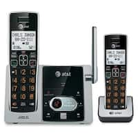 2 Handset Cordless Answering System with Caller ID & Call Waiting