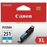 Canon CLI-251C XL Ink tank CLI-251XL Cyan