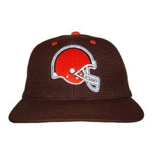 NFL Cleveland Browns Snapback Hat Cap - Brown