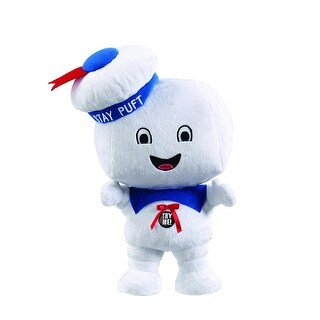 "Ghostbusters 15"" Talking Plush Happy Stay Puft Marshmallow Man Plush - multi"