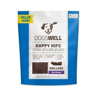 Dogswell HAPPY HIPS Grillers Duck Recipe 23oz